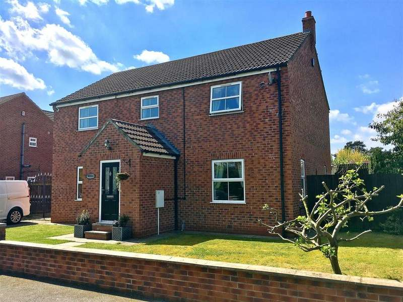 4 Bedrooms Detached House for sale in Station Road, Thirsk
