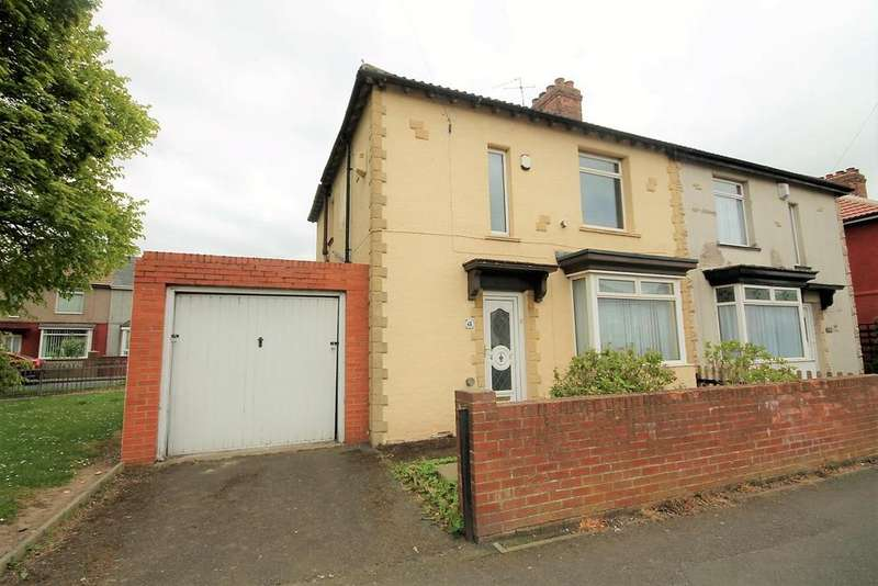 3 Bedrooms Semi Detached House for sale in Norton Avenue, Stockton-On-Tees