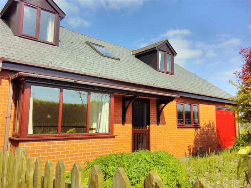 4 Bedrooms Detached House for sale in Fold Farm, Broad Street, Presteigne, Powys