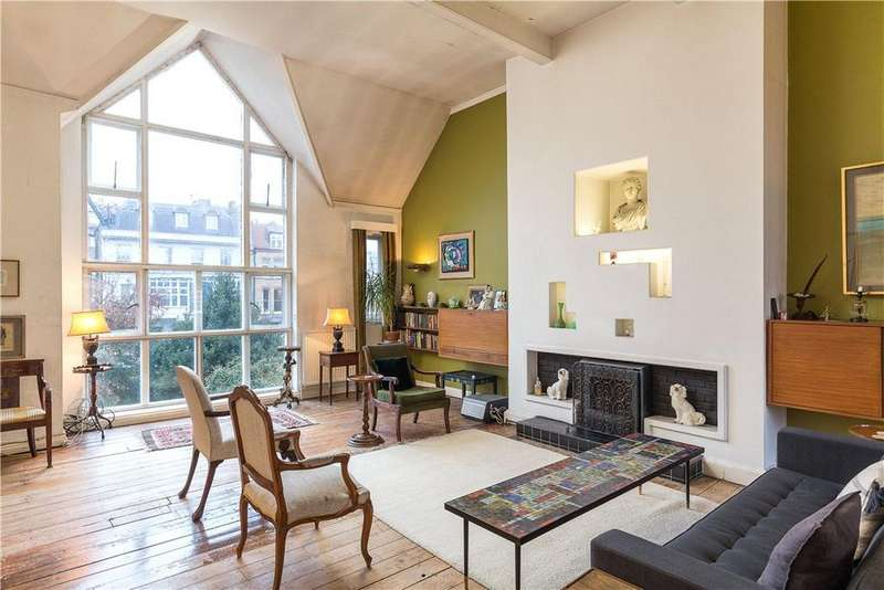 5 Bedrooms Flat for sale in Mulberry Walk, Chelsea, London, SW3