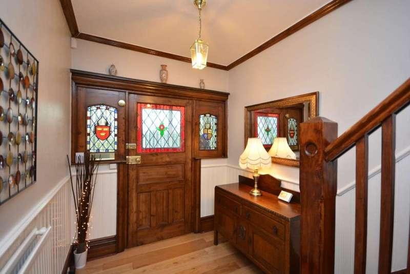 5 Bedrooms Detached House for sale in The Mount, Dewsbury Road, Woodkirk, Dewsbury