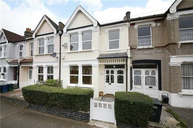 3 Bedrooms Terraced House for sale in Estcourt Road, South Norwood, London