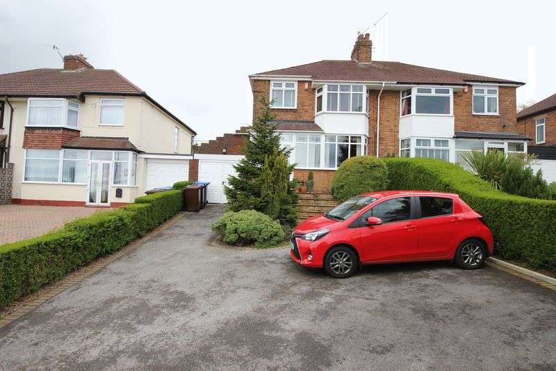 3 Bedrooms Semi Detached House for sale in Ash Bank Road, Werrington, Stoke-On-Trent ST9