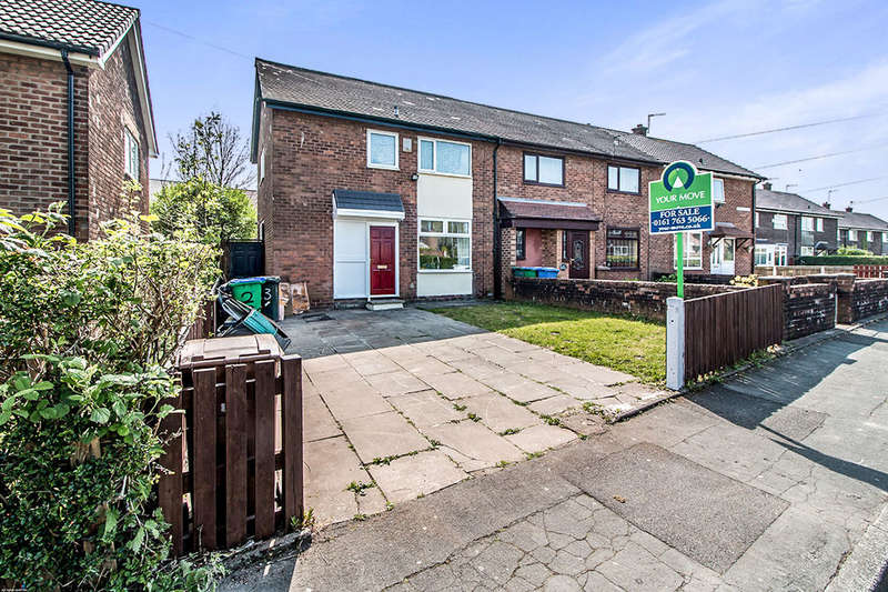 2 Bedrooms Semi Detached House for sale in Atholl Drive, HEYWOOD, OL10