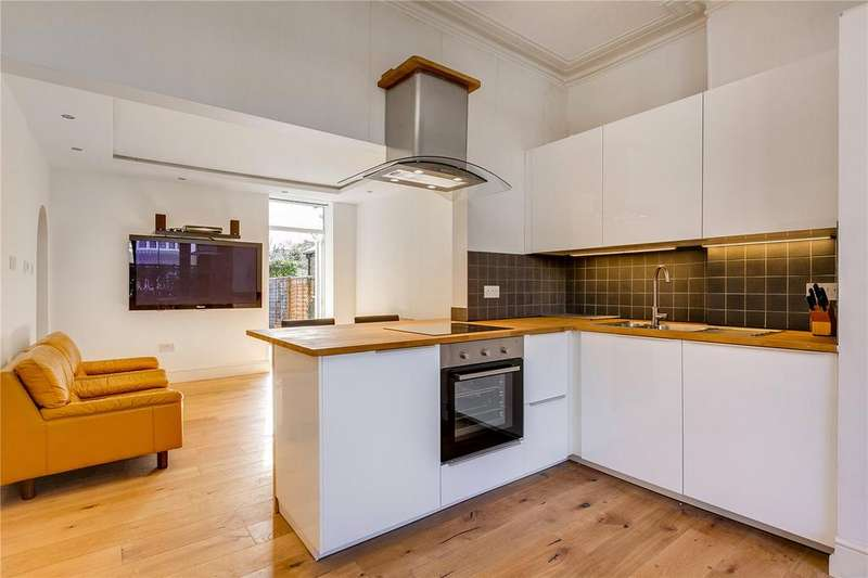 2 Bedrooms Flat for sale in Clarendon Drive, Putney, London