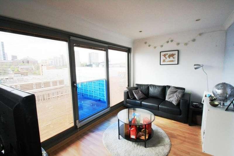 2 Bedrooms Apartment Flat for sale in CITISPACE WEST, 2 LEYLANDS ROAD, LEEDS, LS2 7JT