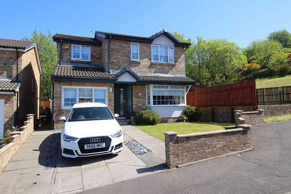 4 Bedrooms Detached House for sale in 13 Chromars Place, Greenock, PA15 4JY