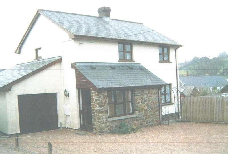 3 Bedrooms Detached House for sale in Back Lane, North Molton