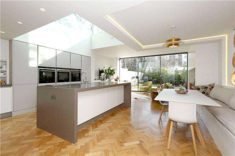 4 Bedrooms Terraced House for rent in Southgate Road, De Beauvoir Town, Hackney, London, N1