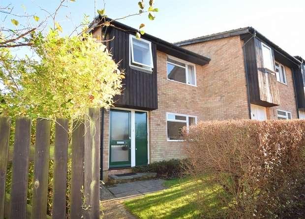 3 Bedrooms Terraced House for sale in 76 Kennedy Gardens, SEVENOAKS, Kent