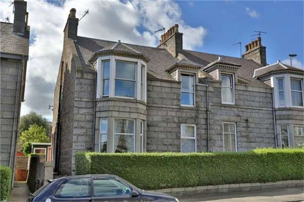3 Bedrooms Flat for sale in Clifton Road, Aberdeen