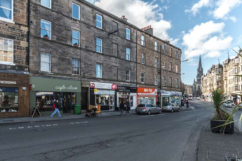 1 Bedroom Flat for sale in , Edinburgh, EH3 9JR