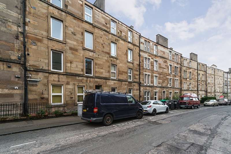 1 Bedroom Flat for sale in Caledonian Crescent, Edinburgh, EH11 2DD