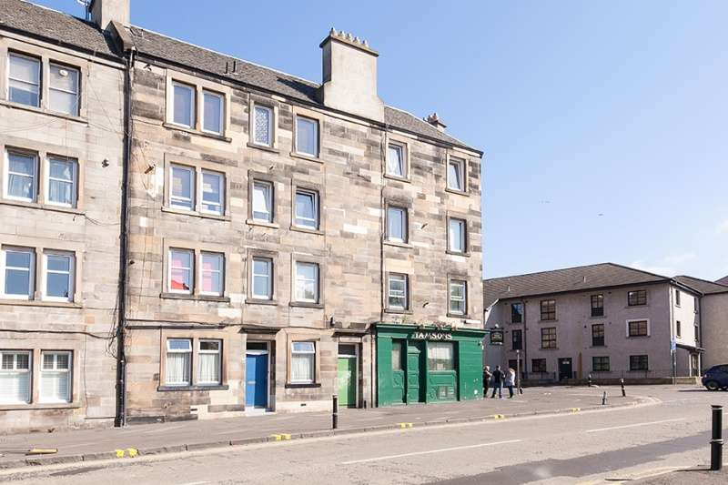 1 Bedroom Flat for sale in Easter Road, Leith, Edinburgh, EH6 8JU