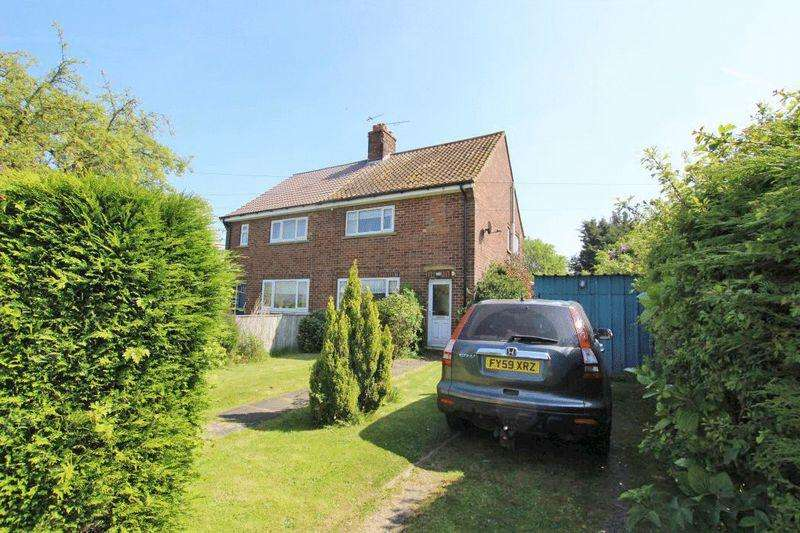 2 Bedrooms Semi Detached House for sale in ABBEY VIEW, EAST HALTON