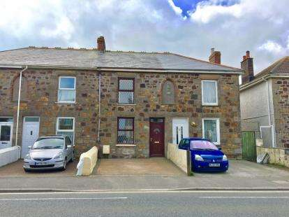 2 Bedrooms Terraced House for sale in Illogan Highway, Redruth, Cornwall