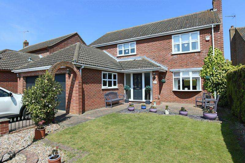 4 Bedrooms Detached House for sale in The Parklands, Carlton Coville