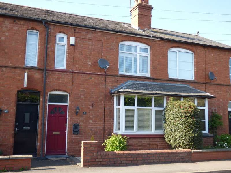 2 Bedrooms Terraced House for sale in Whitemoor Road, Kenilworth