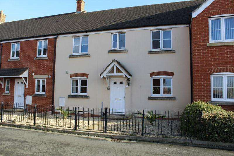 3 Bedrooms Terraced House for sale in Irons Way, West Wick