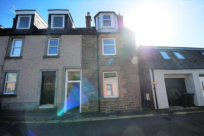 2 Bedrooms Town House for sale in Cornton Place, Creiff ph7
