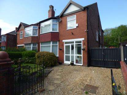 4 Bedrooms Semi Detached House for sale in Brantingham Road, Whalley Range, Greater Manchester