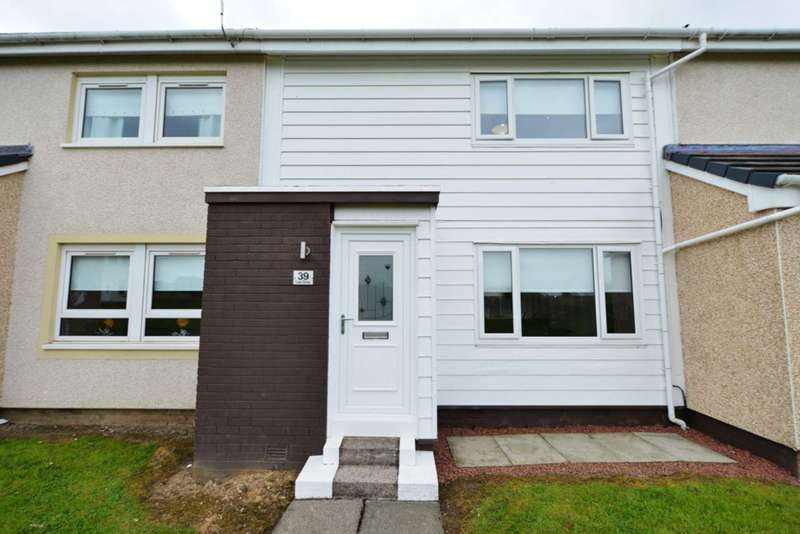 2 Bedrooms Terraced House for sale in Law Drive, Newarthill