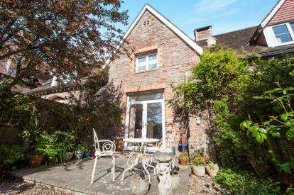 3 Bedrooms Terraced House for sale in Creech St. Michael, Taunton, Somerset