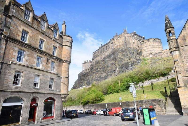 1 Bedroom Flat for sale in 1B, Flat 8 Grassmarket, Old Town EH1 2HY