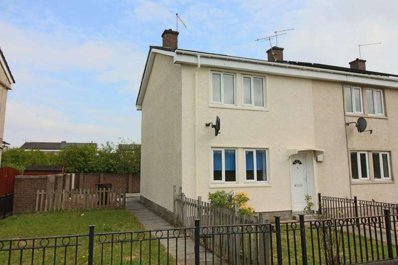 2 Bedrooms End Of Terrace House for sale in Craigforth Crescent