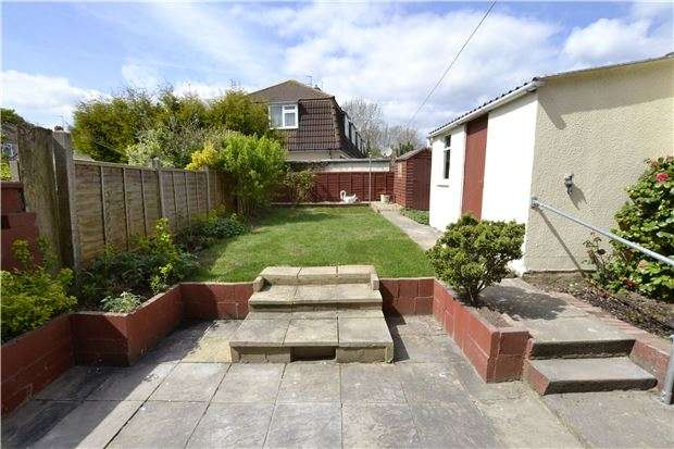 2 Bedrooms Terraced House for sale in Marmion Crescent, BRISTOL, BS10 7PG