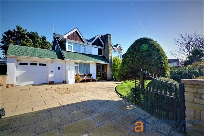 4 Bedrooms House for sale in Sherringham Road, Birkdale, Southport, PR8 2HQ