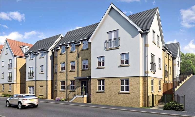 2 Bedrooms Flat for sale in Regents Court, South Street, Bishop's Stortford, Hertfordshire, CM23