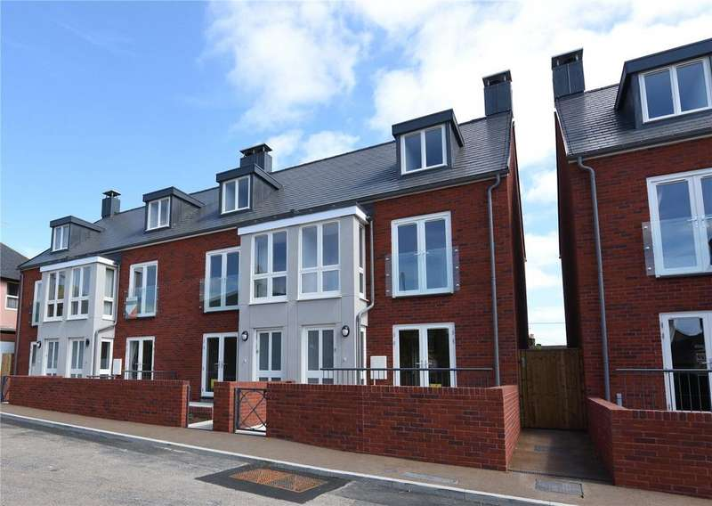3 Bedrooms End Of Terrace House for sale in 1 Nunn's Mill Terrace, Crown Place, Woodbridge, Suffolk, IP12
