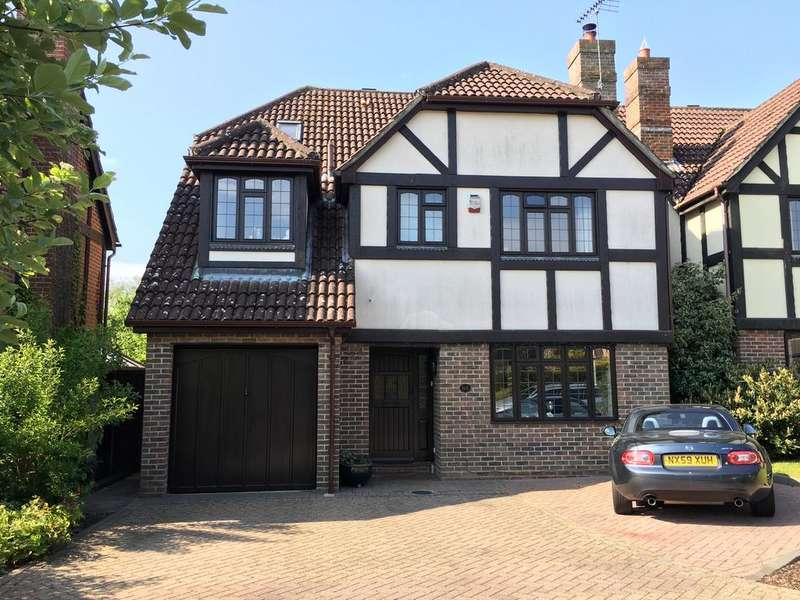 5 Bedrooms Detached House for sale in Elliot Rise, Grange Park SO30