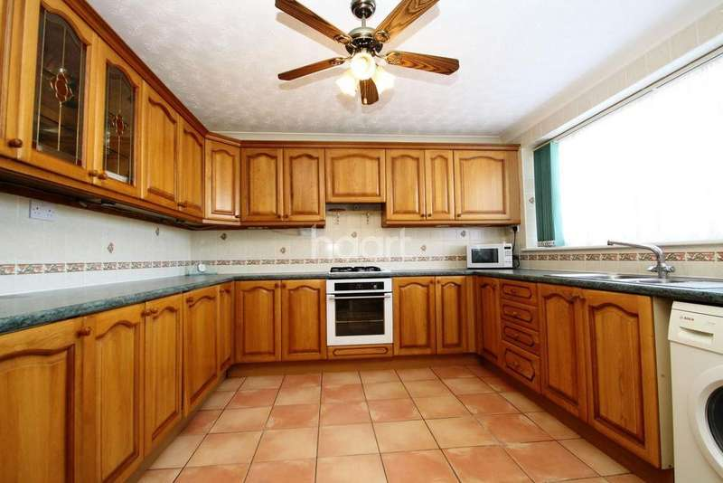 3 Bedrooms End Of Terrace House for sale in Dearne Walk, Brickhill