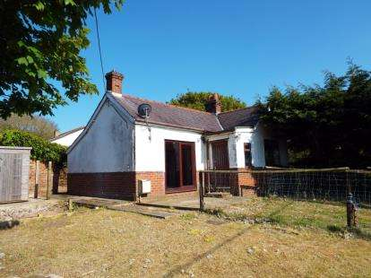2 Bedrooms Bungalow for sale in Gresford Road, Hope, Wrexham, Flintshire, LL12
