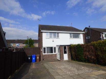 2 Bedrooms Semi Detached House for sale in Langdale Drive, Long Eaton, Nottingham