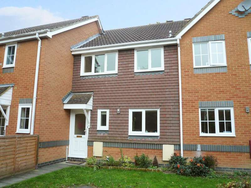 3 Bedrooms Terraced House for sale in Tamarisk Road, Hedge End SO30