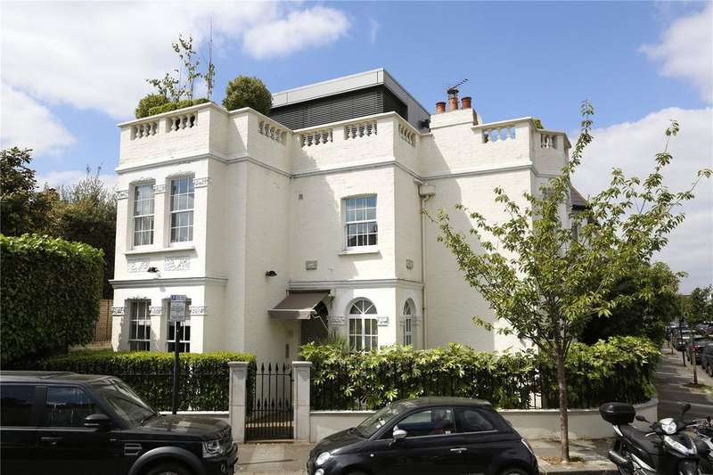 5 Bedrooms End Of Terrace House for sale in Felden Street, Fulham, London, SW6