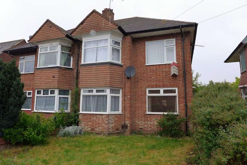 2 Bedrooms Flat for sale in Westbury Road, Feltham