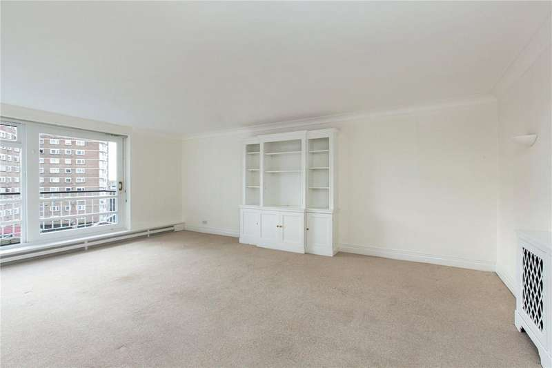 3 Bedrooms Flat for sale in Sheringham, St John's Wood Park, London, NW8