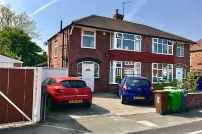 4 Bedrooms Semi Detached House for rent in Alverstone Road, Withington M20 4AS