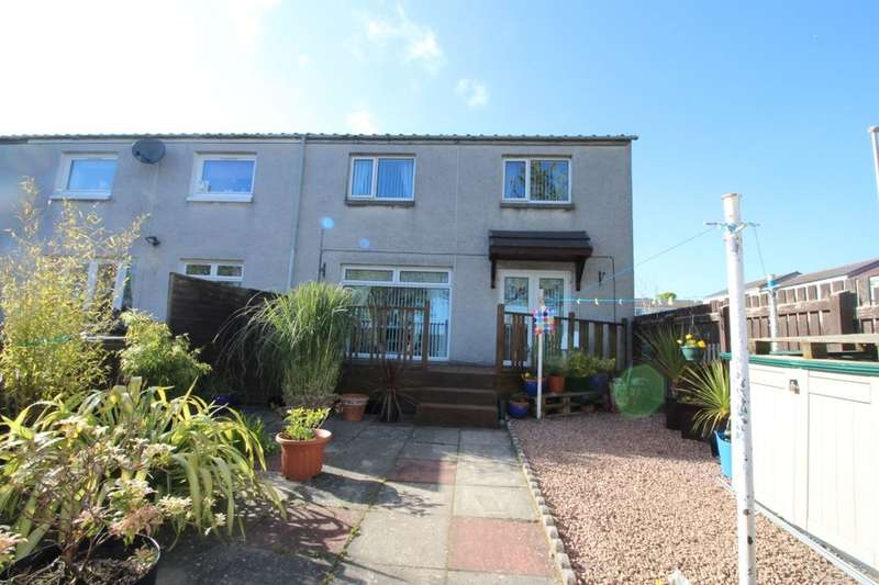 2 Bedrooms Property for sale in Altyre Avenue, Glenrothes, KY7