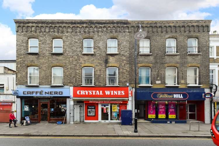 Retail Property (high Street) Commercial for sale in Westow Hill Crystal Palace SE19