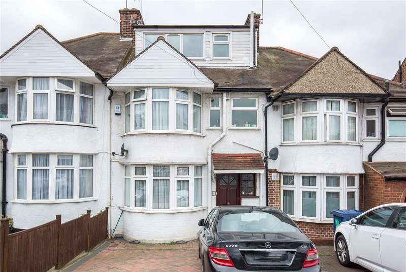 5 Bedrooms Terraced House for sale in Hampden Way, Southgate, N14