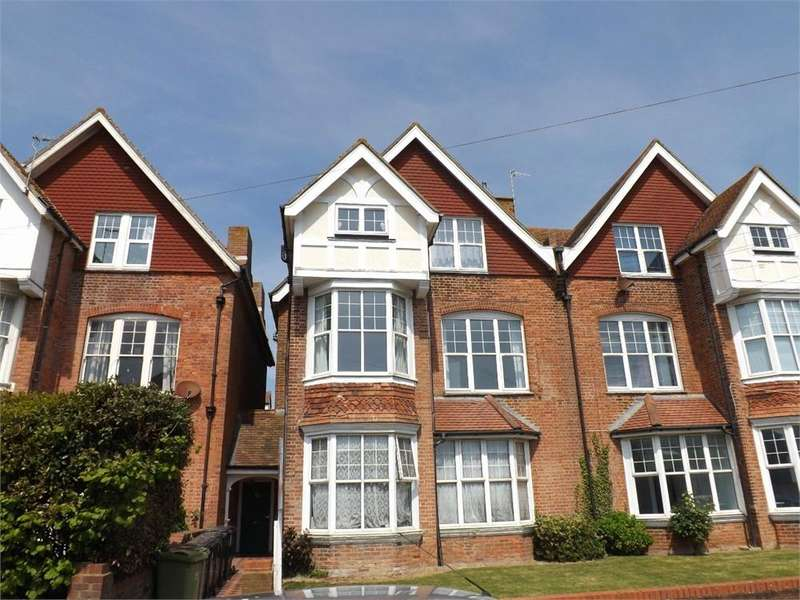2 Bedrooms Flat for sale in Cantelupe Road, Bexhill-on-Sea, East Sussex