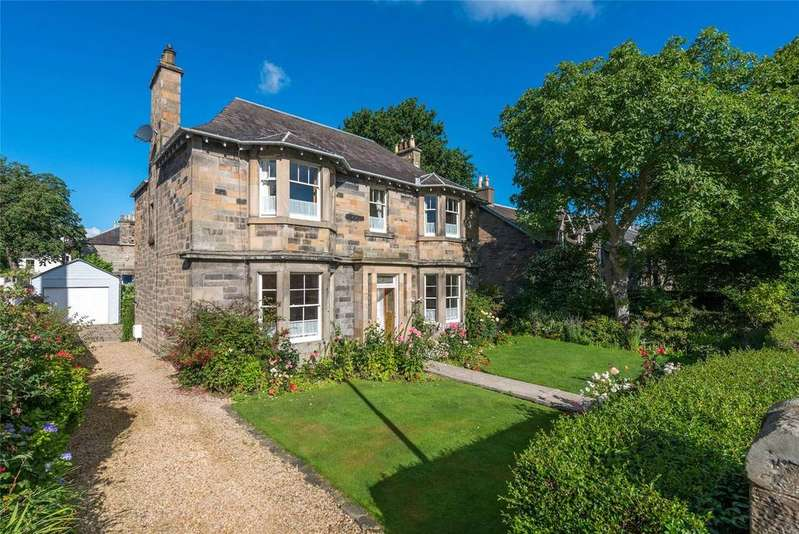 5 Bedrooms Detached House for sale in 3 Wardie Road, Trinity, Edinburgh, EH5