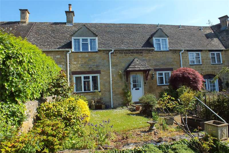 3 Bedrooms Terraced House for sale in Farm Court, Main Street, Willersey, Broadway, WR12