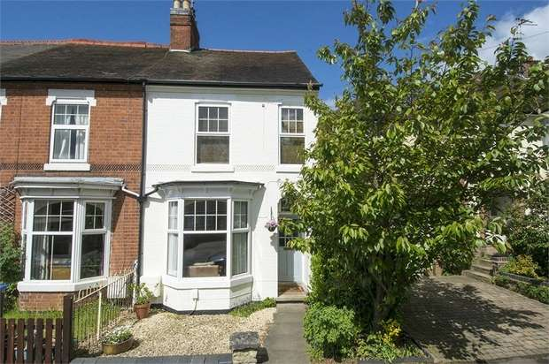 3 Bedrooms Semi Detached House for sale in Victoria Avenue, Market Harborough, Leicestershire