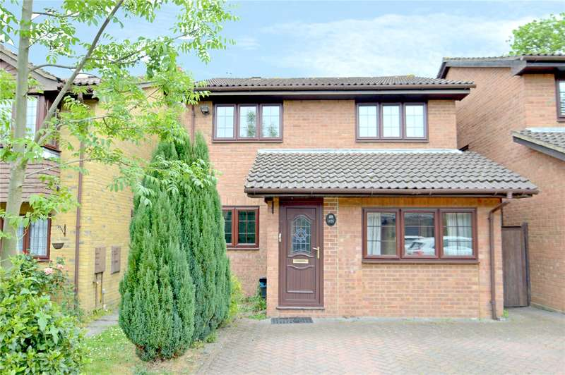 4 Bedrooms House for sale in Littlebrook Close, Croydon